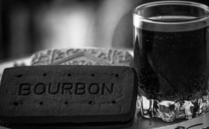Bourbon & Coke!