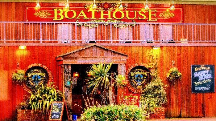 The Boathouse, Dawlish Warren, Devon (UK)