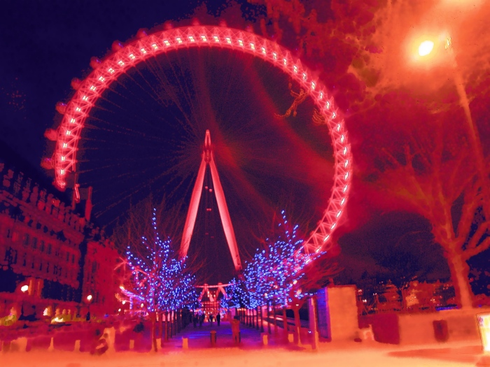 The Eye - London