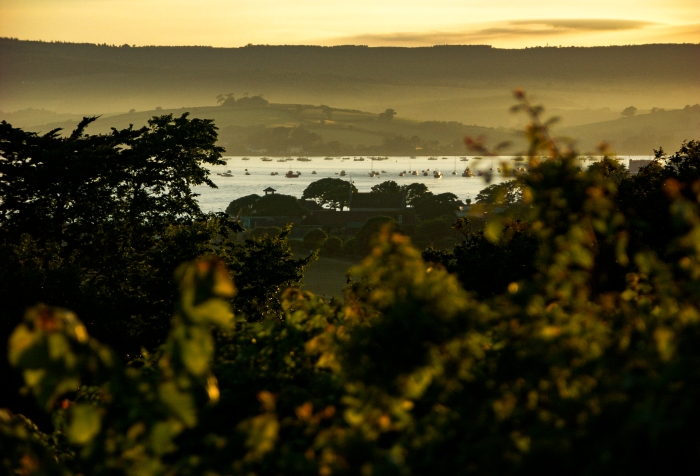River Exe (from Exmouth) at Sunset #9