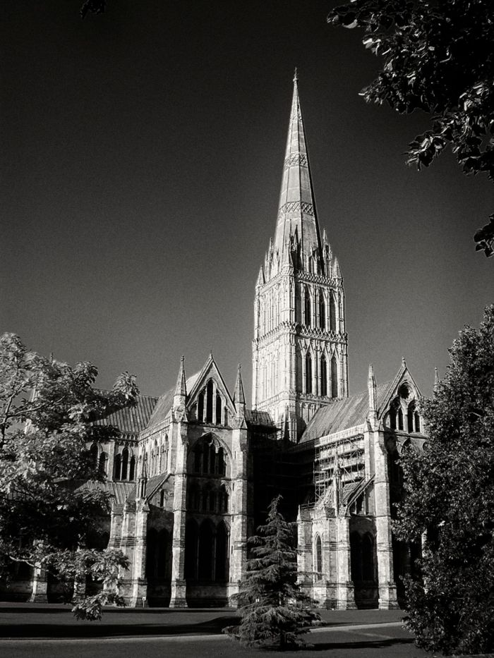 Salisbury Cathedral (July 2004)