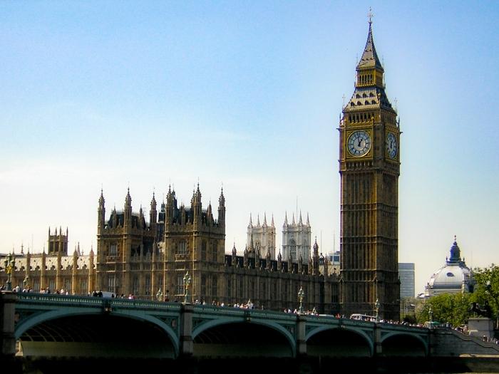 Westminster Bridge (September 2004)
